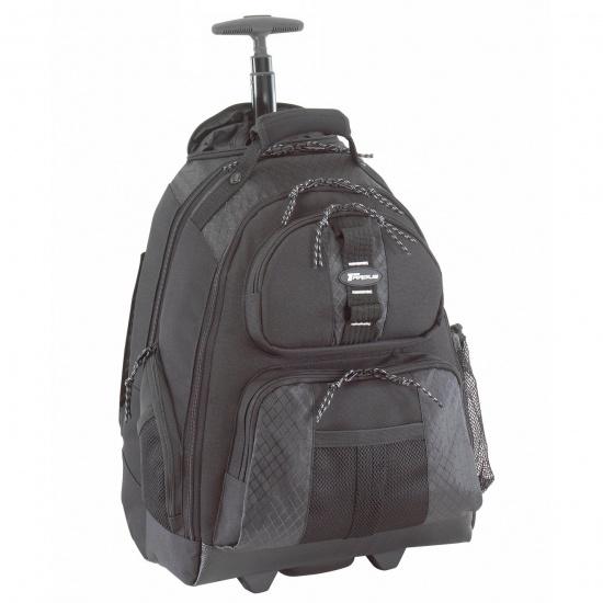 Targus TSB700EU 15.4-inch Laptop Backpack - Black Image