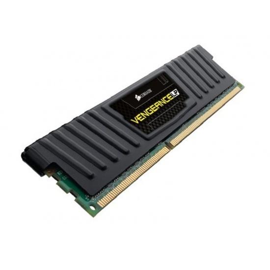 8GB Corsair Vengeance LP 1600MHz CL10 DDR3 Memory Module Image