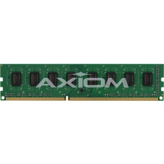 8GB Axiom DDR3 1600MHz PC3-12800 ECC Unbuffered Memory Module Image