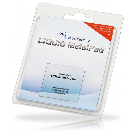 Coollaboratory Liquid MetalPad 1x CPU Image