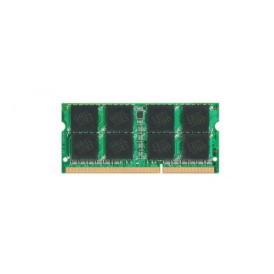 8GB GeIL DDR3 SO-DIMM PC3-10660 1333MHz laptop memory module (CL9) Image