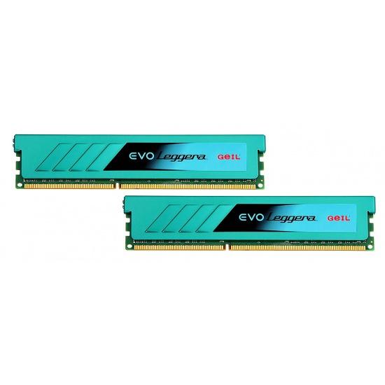 8GB GeIL DDR3 PC3-19200 2400MHz EVO Leggera CL11 (11-13-13-30) Dual Channel kit Image