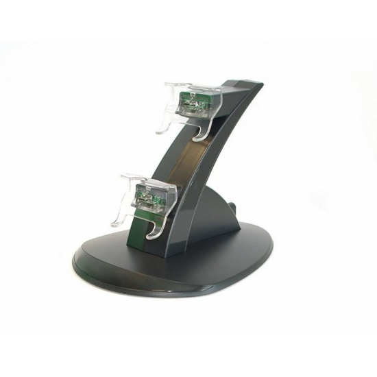 Xbox One USB Dual Charging Station with LED Light Indicator Image