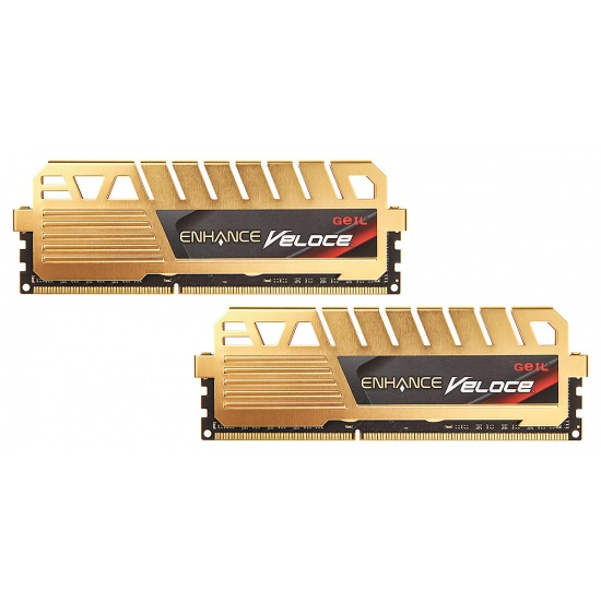 8GB GeIL DDR3 PC3-12800 1600MHz Enhance Veloce CL9 (9-9-9-28) Dual Channel kit Image