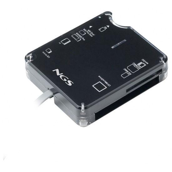 NGS All-in-One USB Card Reader USB2.0 Image