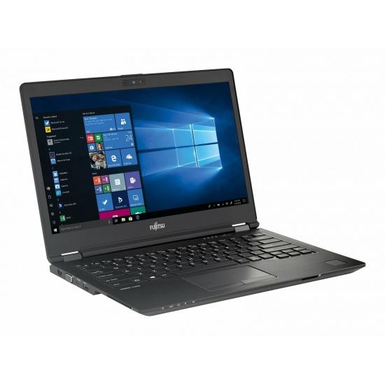 Fujitsu Lifebook 14-inch Intel i5 8GB DDR4-SDRAM 256GB SSD Notebook Laptop - Black Image