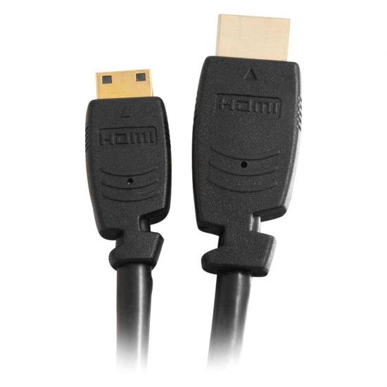 C2G HDMI Mini to HDMI Cable 9.84FT- Black Image
