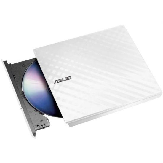 Asus SDRW-08D2S-U External DVD-RW - White Image