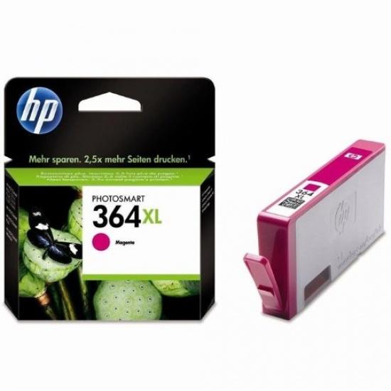HP 364XL Magenta Ink Cartridge Image