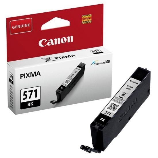 Canon CLI-57 Black Ink Cartridge Image
