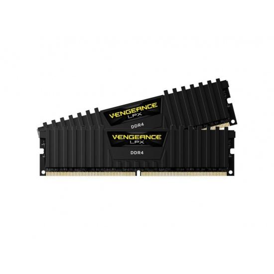 32GB Corsair Vengeance LPX DDR4 2666MHz CL16 Dual Memory Kit (2 x 16GB) Image