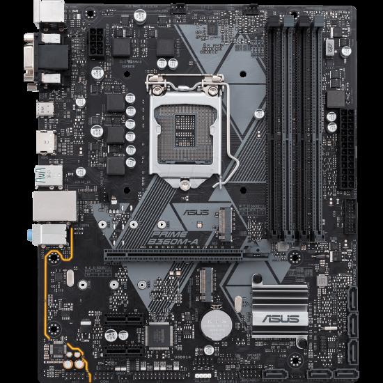 Asus Intel B360 Micro ATX DDR4-SDRAM Motherboard Image