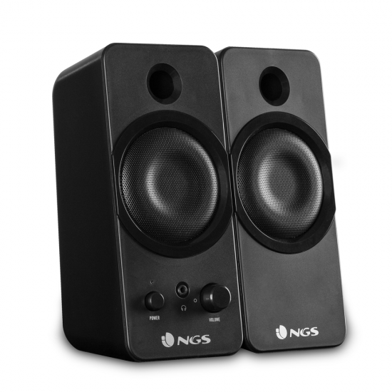 NGS 20W Superbass Gaming Speakers - GSX200 Image