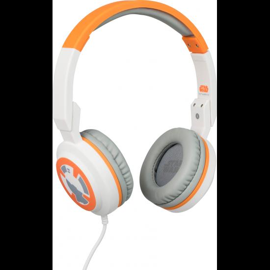 Star Wars TFA BB-8 Foldable Headphones Image