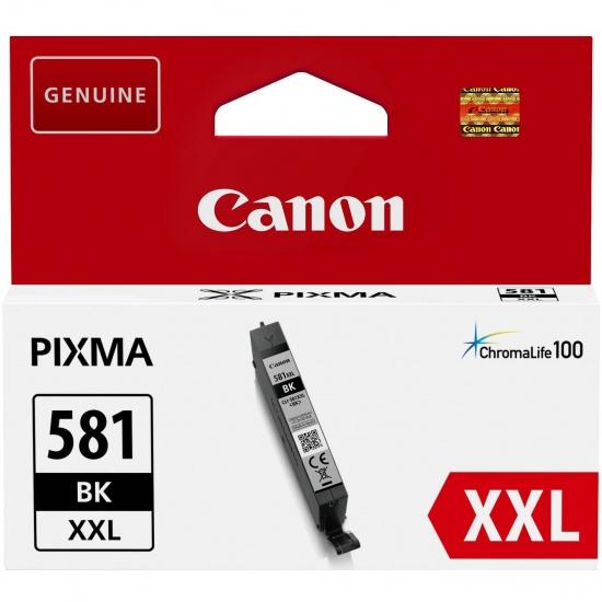 Canon CLI-581 XXL Black Ink Cartridge Image