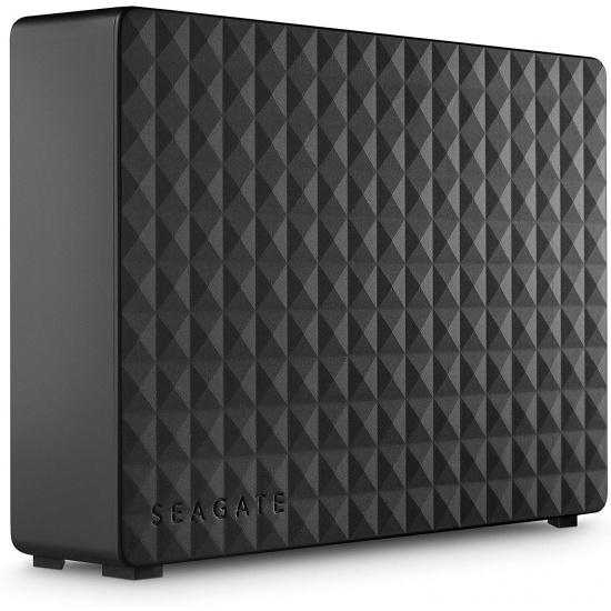10TB Seagate 3.5-inch USB3.0 External Hard Drive Image