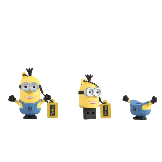 16GB Despicable Me Minion Kevin USB Drive Image