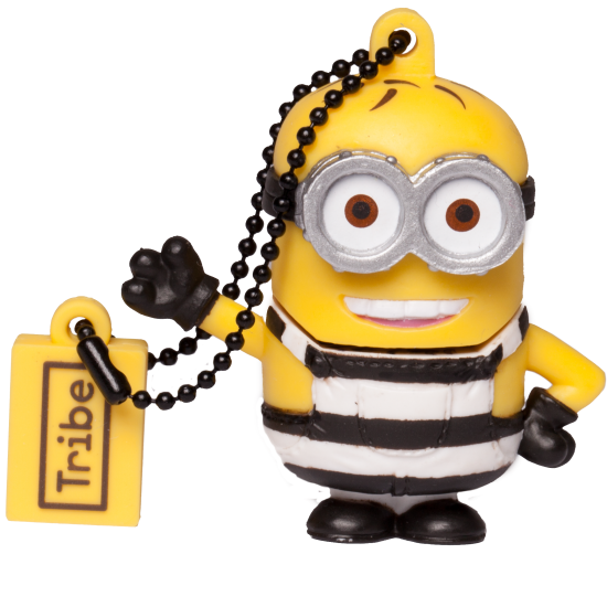16GB Despicable Me Minion Phil USB Drive Image