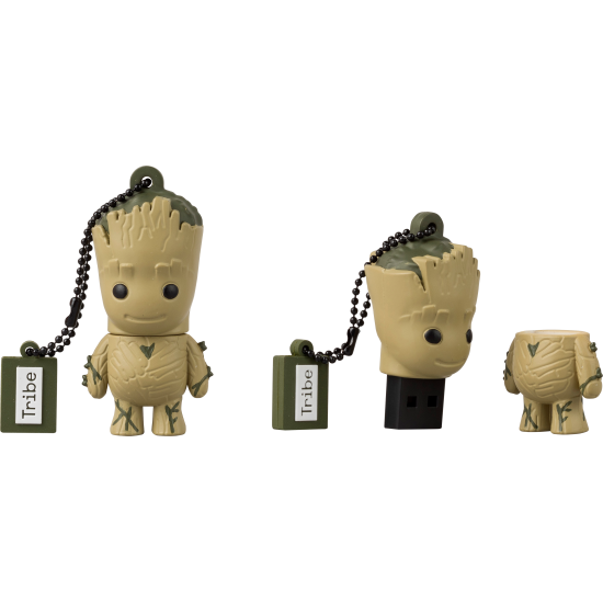 16GB Guardians of the Galaxy Groot USB Flash Drive Image