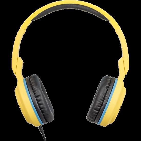 Minions Carl Foldable Headphones Image