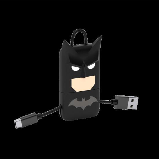DC Comics Batman Keyline Micro USB Cable 22cm Image