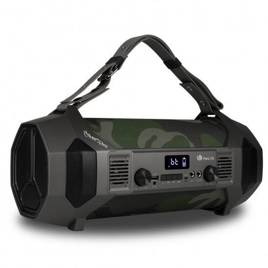 NGS 150W Premium Portable BT BoomBox Speaker - StreetForce Image