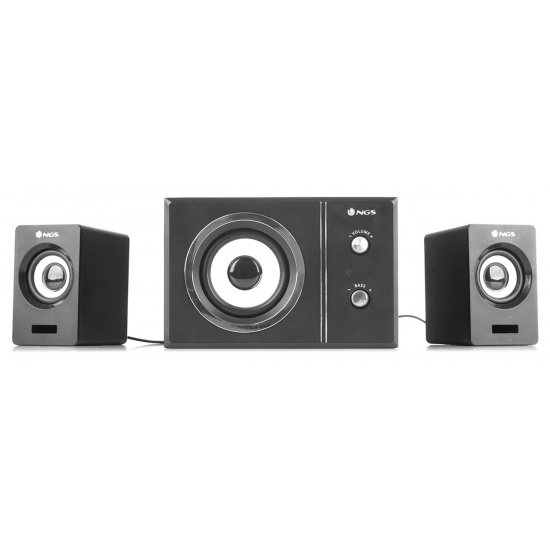 NGS Sugar - 20W USB Powered Multimedia 2.1 Speaker System with Subwoofer Image