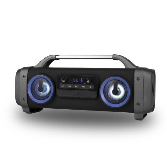 NGS 100W Premium 2.2 BT Portable Boombox Speaker System - StreetBreaker Mini Image