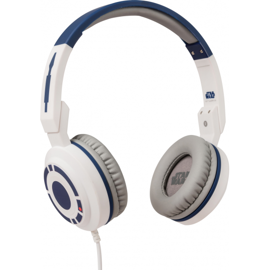 Star Wars TFA R2-D2 Foldable Headphones Image