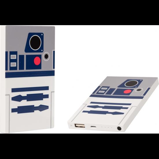 4000mAh Star Wars R2-D2 Power Bank Image