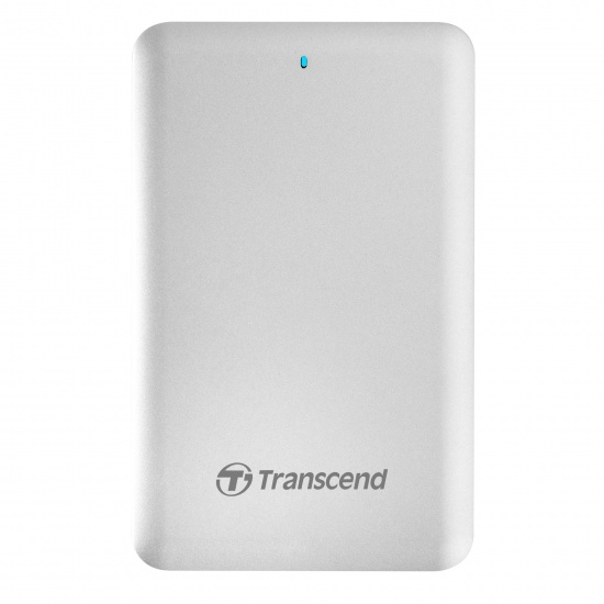 256GB Transcend StoreJet 500 for Mac Portable SSD with Thunderbolt and USB3.0 Interface Image