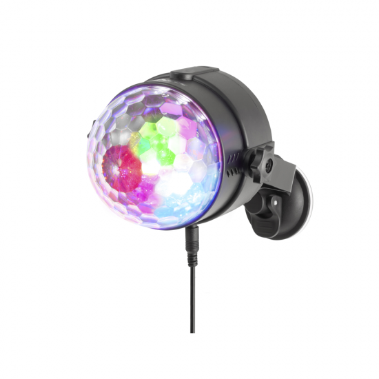 NGS USB Party Lights Spectra Rave Image