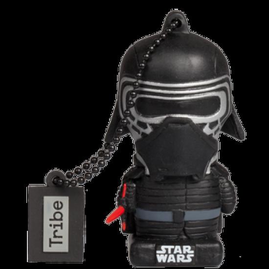 16GB Star Wars TLJ  Kylo Ren USB Flash Drive Image