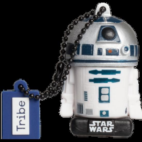 16GB Star Wars TLJ  R2-D2 USB Flash Drive Image