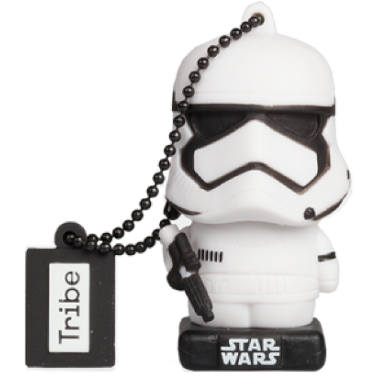 16GB Star Wars TLJ  Storm Trooper USB Flash Drive Image