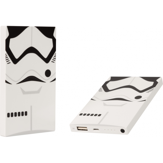4000mAh Star Wars Storm Trooper Power Bank Image