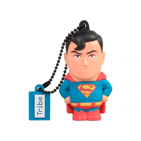 16GB DC Classic Superman USB Flash Drive Image