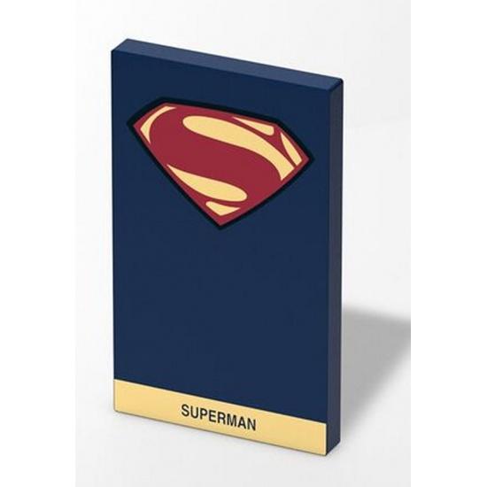 4000mAh DC Comics Superman Power Bank Image