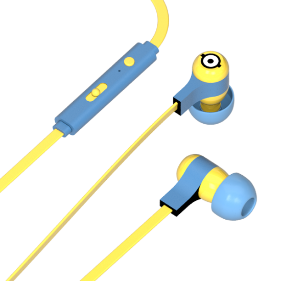 Minions Carl Swing Earphones Image