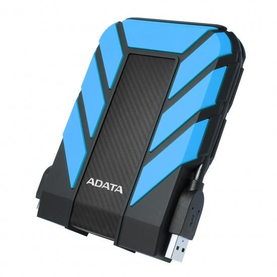 2TB AData HD710 Pro USB3.1 2.5-inch Portable Hard Drive (Blue) Image