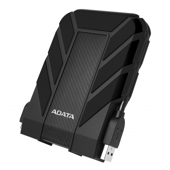 1TB AData HD710 Pro USB3.1 2.5-inch Portable Hard Drive (Black) Image