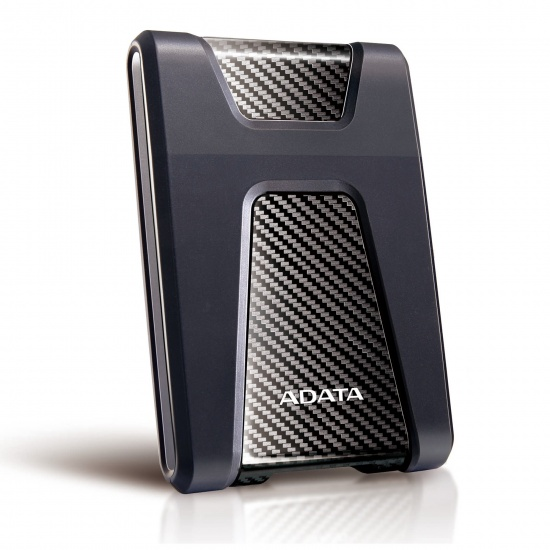 4TB AData Black HD650 Durable USB3.1 Portable Hard Drive Image