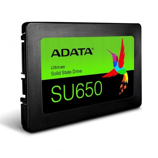 240GB AData SU650 2.5-inch SATA 6Gb/s SSD Solid State Disk 3D NAND Image