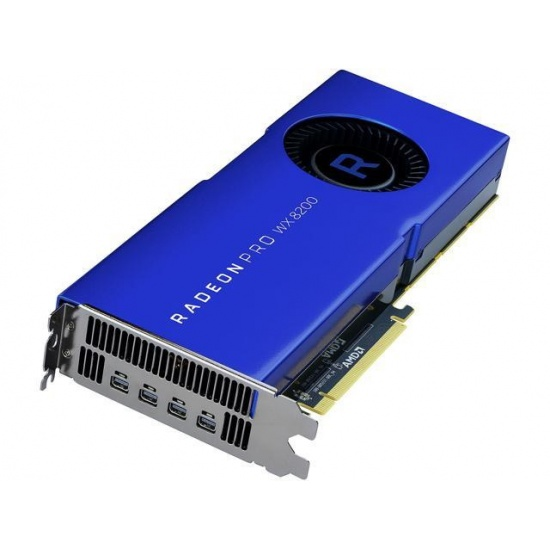 AMD Radeon Pro WX 5100 Professional Graphics Card 8GB DDR5 Crossfire Image