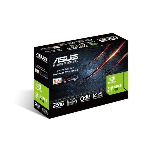 Asus GeForce GT710 2GB DDR5 Graphics Card Image