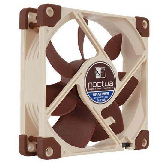 Noctua 92MM 2200RPM 4-Pin SSO2 Bearing A-Series Blade Geometry Fan Image