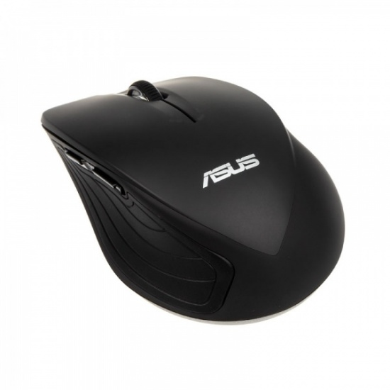 Asus WT465 Wireless Right-hand Optical Mouse - Black Image
