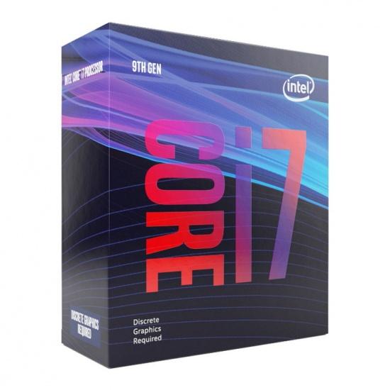 Intel Core i7-9700F Coffee Lake 3.0GHz 12MB Cache LGA1151 CPU Desktop Processor Image