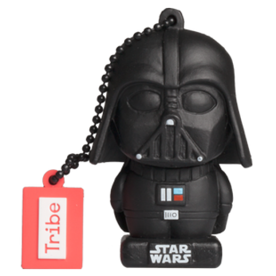 16GB Star Wars TLJ  Darth Vader USB Flash Drive Image