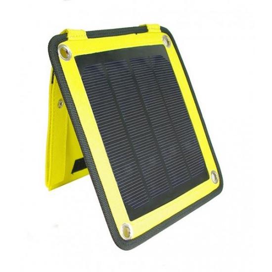 EyezOff SP1 Solar Panel Pack(3W Capacity) 5V/460mA Image